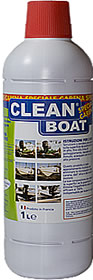CLEAN BOAT SPECIALE CARENA